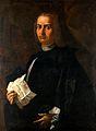 """Professor de Aroca"" (?). Oil painting by an Italian painter Wellcome V0017764.jpg"
