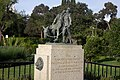 """The Man with the Donkey"", Shrine of Remembrance, Melbourne 2017-10-28 02.jpg"