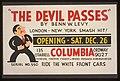 """The devil passes"" by Benn W. Levy LCCN98507382.jpg"