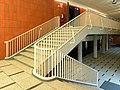 'CC Casino' van arch. Isia Isgour. Grote trap naar de balkons van de theaterzaal. - 375116 - onroerenderfgoed.jpg