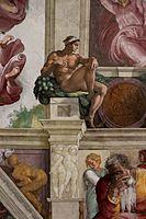 'Ignudo' by Michelangelo JBU32.jpg