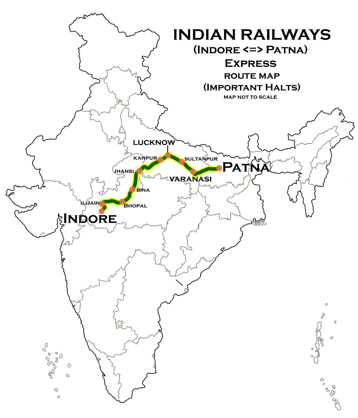 Indore–Patna Express - Wikipedia