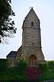 Église Saint-Pierre des Loges-sur-Brécey. Vue ouest.jpg
