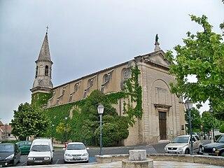 Morières-lès-Avignon Commune in Provence-Alpes-Côte dAzur, France