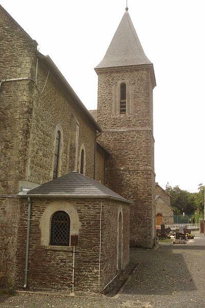 Château de fr:Saint-Pierre-de-Semilly