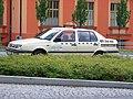 Česká Třebová, taxi před nádražím.jpg