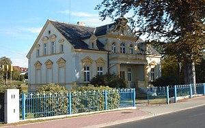 Łęknica - Rectory in Łęknica