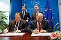 Επίσκεψη Αντιπροέδρου της Κυβέρνησης και ΥΠΕΞ Ευ. Βενιζέλου στο Στρασβούργο (12307254576).jpg