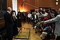 Συνάντηση με τον Οικουμενικό Πατριάρχη κ.κ. Βαρθολομαίο (5877104094).jpg