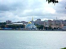 Воткинск - это... Что такое Воткинск?