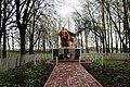 Гуменне, Пам'ятник воїнам – односельчанам загиблим на фронтах ВВВ.jpg