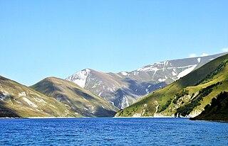 Vedensky District District in Chechen Republic, Russia