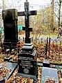 Могила В. А. Теляковского на Серафимовском кладбище.jpg