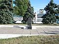 Місце розстрілу радянських активістів фашистськими окупантами, Білгород-Дністровський.JPG
