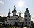 Общий вид на собор Вознесения с колокольней.jpg