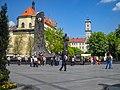 Пам'ятник Шевченку Т. Г., українському поету і художнику у м.Львові.jpg