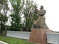 Пам'ятник воїнам - землякам. Вулиця Велика. Гуляйполе Запорізької обл.jpg