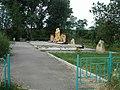 Памятник односельчанам, погибшим в годы Великой Отечественной войны, Бешпагир, Ставропольский край.jpg