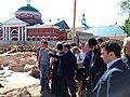 Рабочее совещание на месте раскопок КБМ (25 мая 2016 г.).jpg