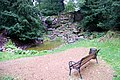 Ручей у замка. Фото Виктора Белоусова - panoramio.jpg