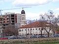 """Скопје, Р. Македонија , Skopje, R. of Macedonia 01.04.2013 ( ☨Црква """"Рождество на Пресвета Богородица"""" , Church """"Nativity of the Virgin Mary"""" ☨) - panoramio (1).jpg"""