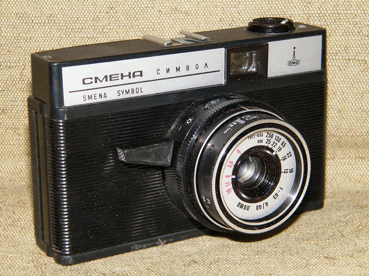 Инструкция фотоаппарат смена символ