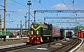 ТЭМ2-6160, Россия, Алтайский край, станция Барнаул (Trainpix 138484).jpg
