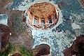 Трехсвятительская церковь в урочище Бутырки Богородского района. Купол.jpg