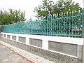 Фрагмент огорожі Миколаївської церкви (Шабо).jpg
