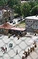 Цесис (Латвия) Вид на площадь Роз - panoramio.jpg