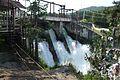 Чемальская ГЭС. Бурный поток.jpg