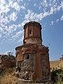 Ախուրյանի աջ ափին գտնվող Կուսանաց վանքը Անիում.jpg