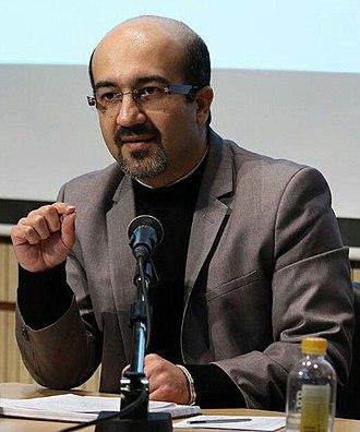 Ali E'ta - Image: علی اعطا