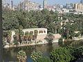 قصر محمد على فى المنيل من اعلى.JPG