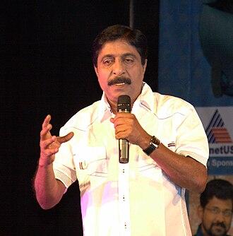 Sreenivasan - Sreenivasan