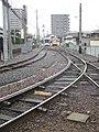 伊予鉄道城南線終端 Iyotetsu Jyonan-line terminal - panoramio.jpg