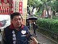 北京學運領袖之一吾爾開希代表大愛憲改聯盟參加2016台灣立委選舉 02.jpg