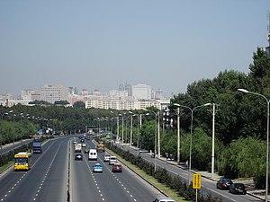 哈平路 - panoramio