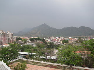 Cishan District District in Southern Taiwan, Taiwan