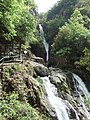 石门台八漈和九漈 - The Eighth and Ninth Waterfall in Shimentai Scenic Spot - 2010.04 - panoramio.jpg