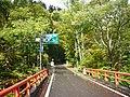 酷道352号、新潟・福島県境、金泉橋 - panoramio.jpg