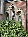 -2020-12-28 Window, south facing elevation, Cromer town cemetery chapel, Cromer, Norfolk (1).JPG