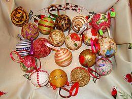 Decorazioni Natalizie Wikipedia.Natale In Polonia Wikipedia