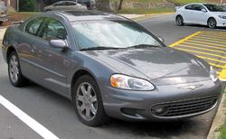 Chrysler Sebring Coupé (2000–2003)