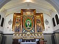 01138jfCataning West Parish Church Cupang Balanga City Bataanfvf 30.JPG