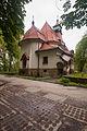 02780 Kraków, kaplica Matki Bożej Częstochowskiej, pocz. XX.jpg