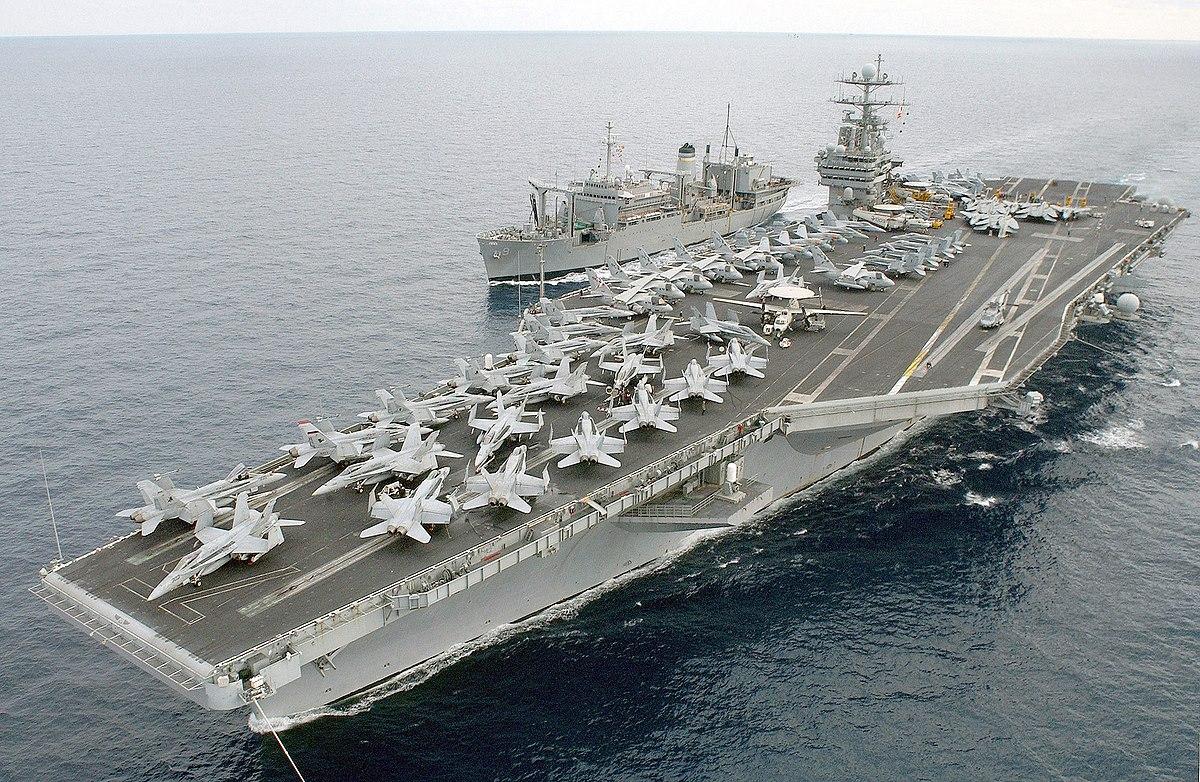 USS Harry Truman ile ilgili görsel sonucu