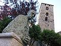 040 Sant Esteve (Andorra la Vella), campanar.JPG