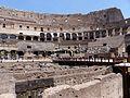 0 Interior del Coliseo, verano del 2016, Roma, Italia 15.jpg