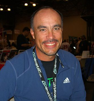 Alex Sinclair - Sinclair at the 2011 New York Comic Con.